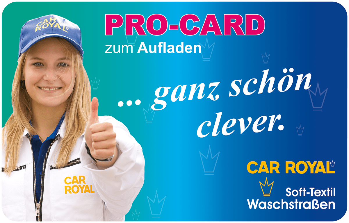 CAR ROYAL ProCard